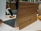 木製保護殼讓 Surface 平板更時尚