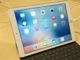 9.7 吋 iPad Pro 一手試玩