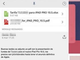 新證據顯示 10.5 吋 iPad 確實存在