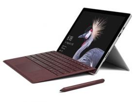 效能更強,微軟推新款 Surface Pro