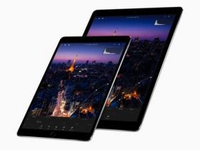 蘋果推 10.5/12.9 吋新 iPad Pro