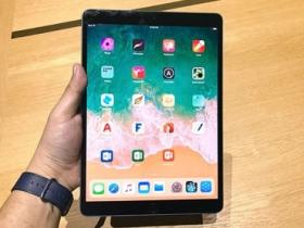 10.5 吋 iPad Pro 實機動眼看