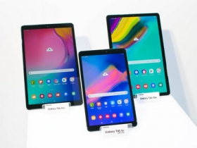 三星五月推三款新平板:Galaxy Tab S5e、Tab A 10.1 (2019)、Tab A (2019) with S Pen